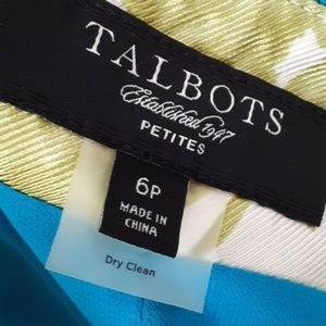 Talbots Skirts - Talbots 100% Silk Skirt